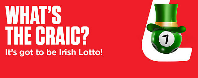 LO2 - IRISH LOTTO