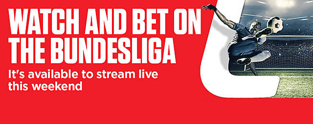 HP2 - Watch and Bet Bundesliga