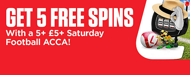 HP4- Free Spins for ACCAs CRE-250920