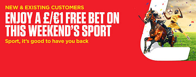 ALL0 - £1 Free Bet - Friday 31st July