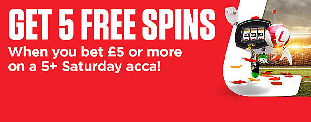 HP3 - Free Spins Acca Winners -  CRE-269632